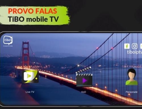 PROVO FALAS 1 DITË TiBO MOBILE TV