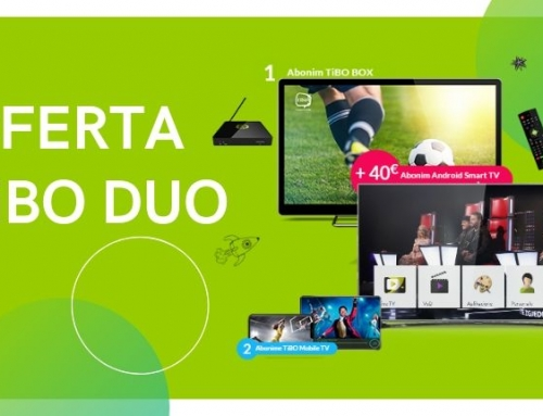 SUPEROFERTA TiBO DUO