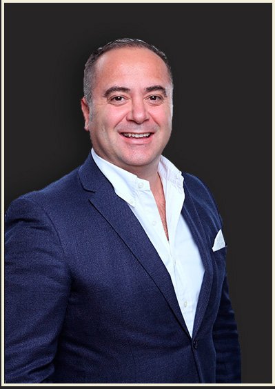 Adnand Mahmuti, CEO