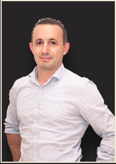 Saimir Gora, CTO