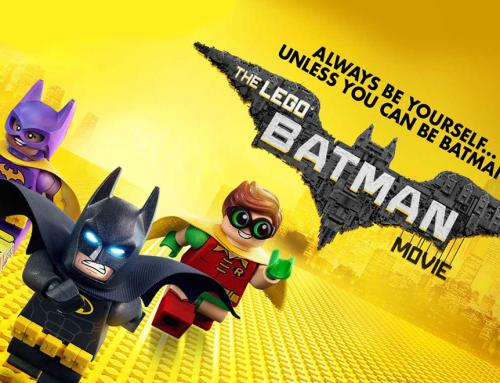 The lego batman